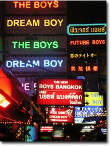 barrio gay de bangkok