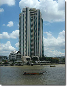 peninsula en thonburi
